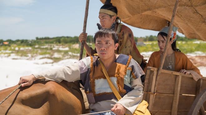 Tran Thanh: 'Song sao cho vua long cai phim Trang Quynh' hinh anh 4