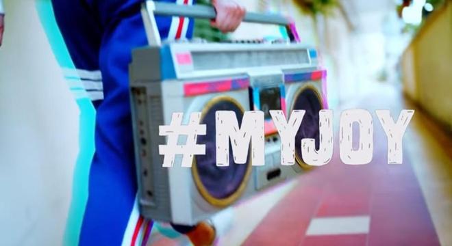 MV #MyJoy - Phong cach cua con hinh anh