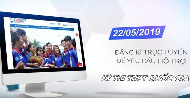 Video - Chuong trinh Tiep suc mua thi ho tro si tu qua kenh truc tuyen hinh anh