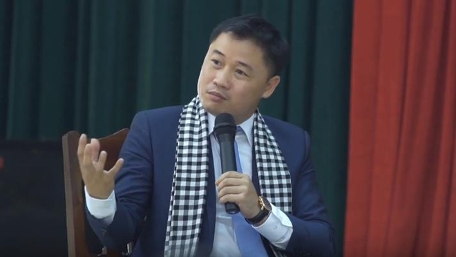Video - Dien gia Nguyen Mai Lam chia se ve quan diem song hinh anh