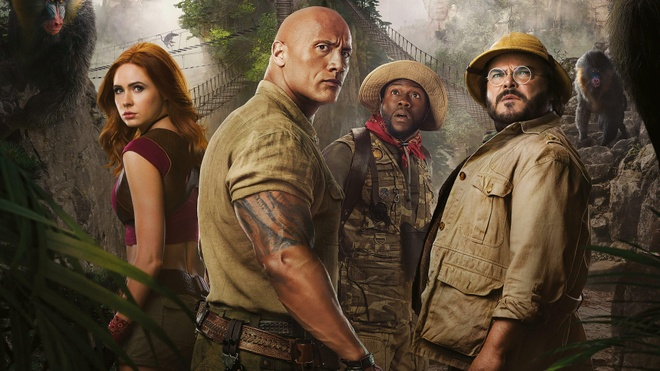 Video - Trailer 'Jumanji: The Next Level' hinh anh