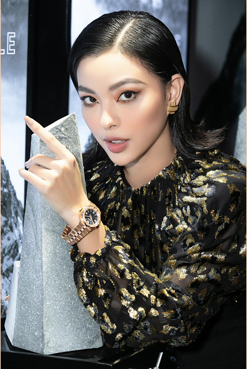 Ha Ho - Kim Ly, Quynh Anh Shyn quy tu tai su kien cua Chopard hinh anh 2 image003.png