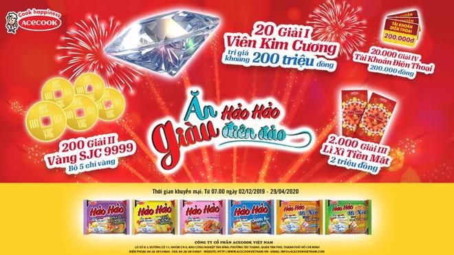 Vui Tet ron rang voi chuong trinh 'An Hao Hao, giau dien dao' hinh anh 1 HINH.jpg