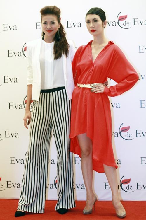 Eva de Eva bat mi show thoi trang lon nhat trong nam 2014 hinh anh 3
