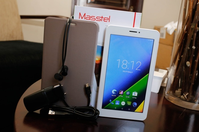 Masstel Tab 705 - tablet gia re cho hoc sinh, sinh vien hinh anh 1