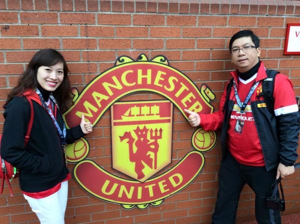 Fan Viet ke chuyen den Anh xem dai chien ManUtd - Chelsea hinh anh 1