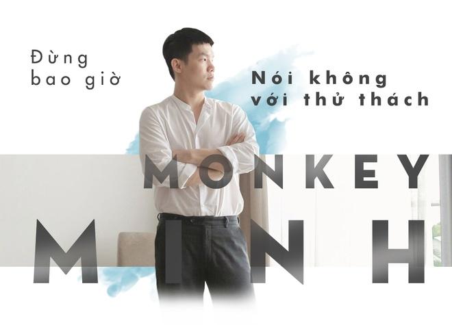 Monkey Minh: 'Toi khong thich di vao loi mon cua su sang tao' hinh anh