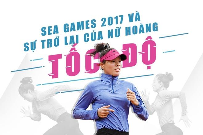 Nguyen Thi Huyen: SEA Games 2017 va su tro lai cua nu hoang toc do hinh anh