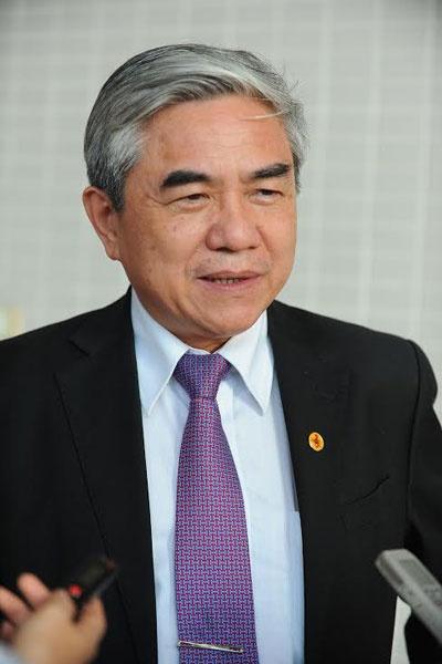 Bo truong noi gi ve Dai tuong quan 'Hai lua'? hinh anh 2 Bộ trưởng Nguyễn Quân.