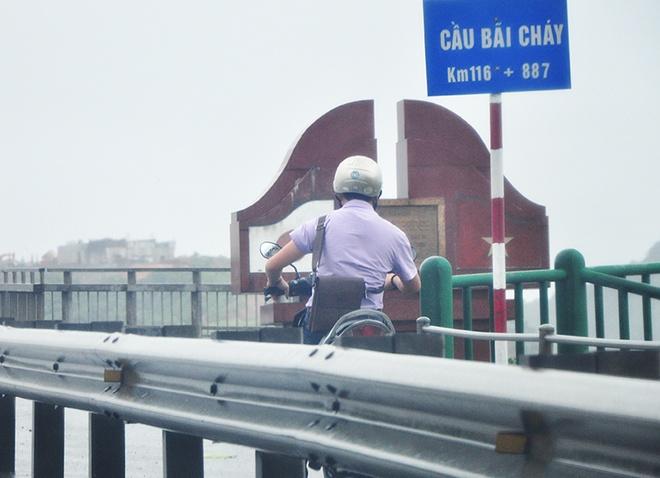 Cam cau Bai Chay do anh huong cua bao Kujira hinh anh 9