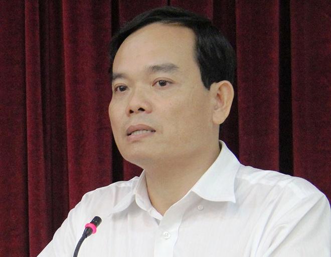 Ong Tran Luu Quang lam bi thu Tinh uy Tay Ninh hinh anh