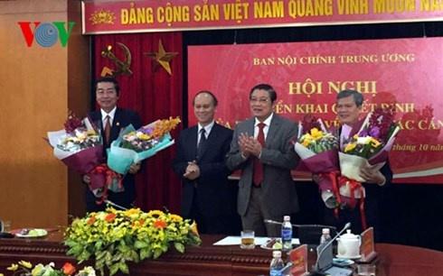Hai Bi Thu Tinh Lam Pho Ban Noi Chinh Trung Uong Hinh Anh 1