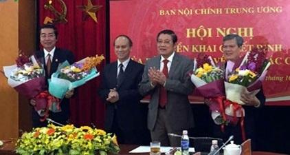 Hai Bi thu tinh lam Pho Ban Noi chinh Trung uong hinh anh