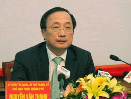 Nguyen Bi thu Hai Phong lam Thu truong Bo Cong an hinh anh
