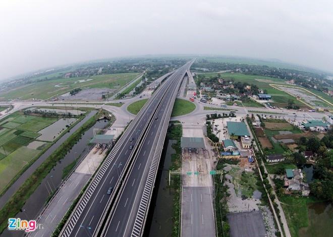 De xuat tang 500 dong/km tuyen cao toc Cau Gie - Ninh Binh hinh anh 1