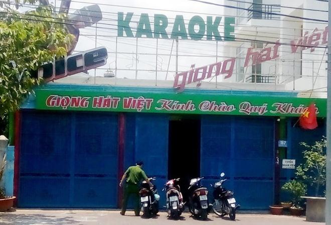 Phat quan karaoke de nhan vien danh tim mat khach 38 trieu hinh anh 1