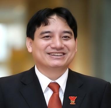 Ong Nguyen Dac Vinh lam Bi thu tinh uy Nghe An hinh anh