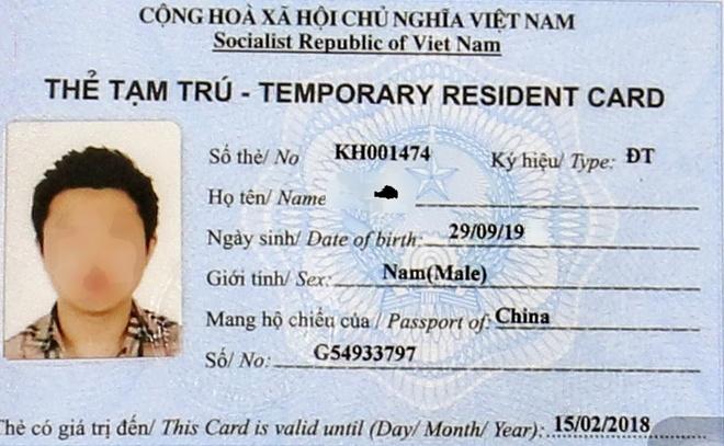 Truc xuat 66 nguoi Trung Quoc lam viec khong phep hinh anh 1
