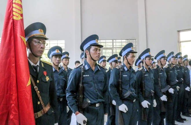 Vinh biet phi cong Pham Duc Trung hinh anh 7