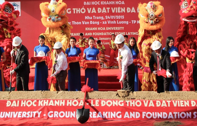 Du an Truong dai hoc Khanh Hoa anh 1