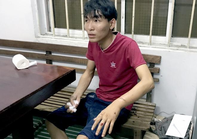 Loi khai cua nghi can vac sung, ma tau hon chien o Nha Trang hinh anh 3