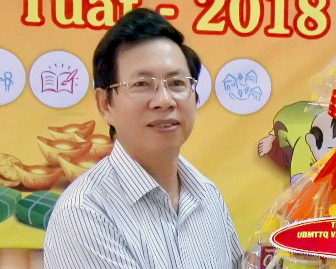 Khoi to Pho chu tich UBND TP Nha Trang Le Huy Toan hinh anh