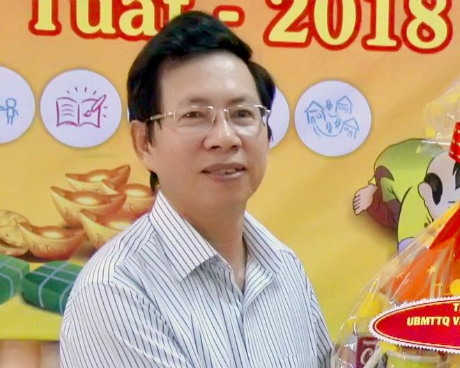 Nguyen Pho chu tich TP Nha Trang Le Huy Toan bi de nghi truy to hinh anh 1