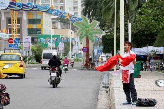 Lo co dong vien qua khich, Nha Trang khong to chuc xem chung ket AFF hinh anh 1