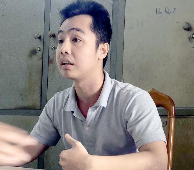 Pho chu nhiem Doan Luat su Khanh Hoa bi danh tai toa hinh anh