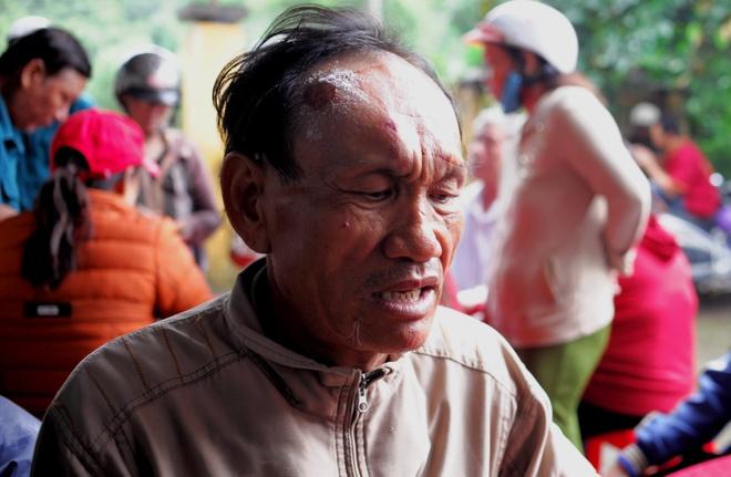 Vu lo nui o Khanh Hoa: Dao boi dat da tim vo, con trong vo vong hinh anh