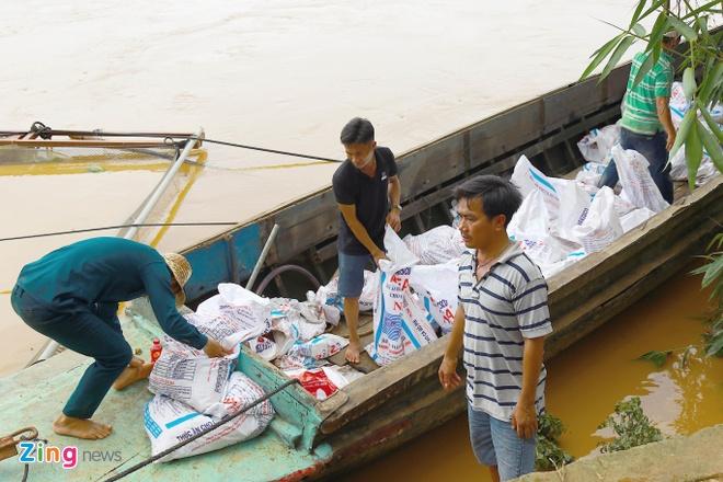 Hàng nghìn tấn cá bè chết do mưa lũ, người dân ngửa mặt kêu trời