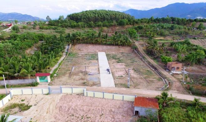 """Rao bán đất tràn lan tại các dự án """"ảo"""" ở Khánh Hòa"""