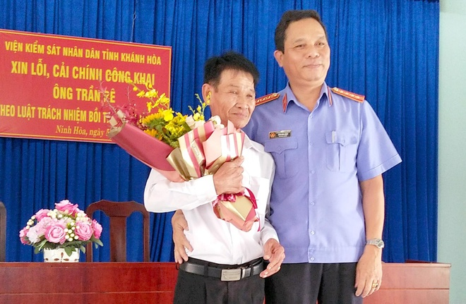 VKSND Khánh Hòa xin lỗi người bị tù oan suốt 38 năm