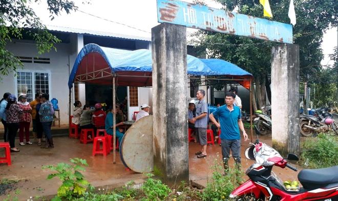 3 hoc sinh duoi nuoc o Binh Phuoc anh 1