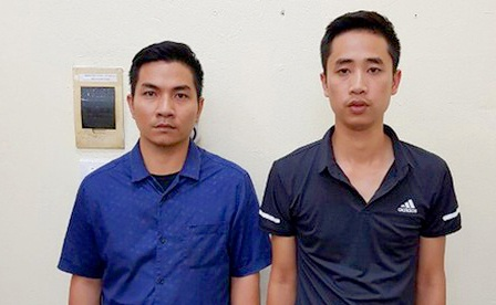 Ke gui buu pham phat no o Linh Dam bi lat tay nhu the nao? hinh anh 3