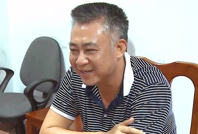 Ong Dinh Tien Su bi bat theo lenh truy na cua Bo Quoc phong hinh anh