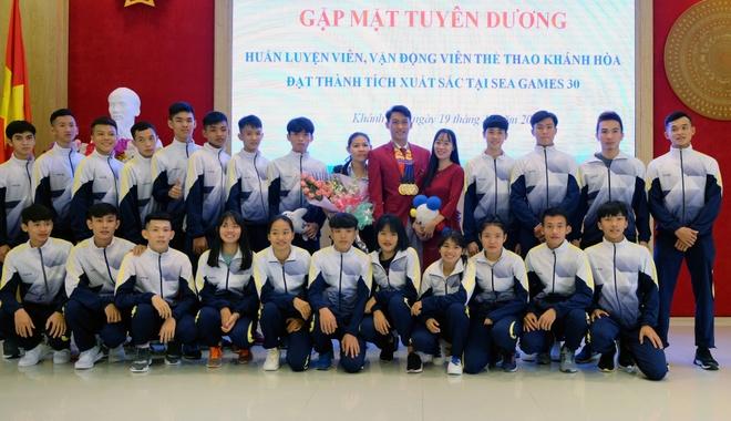 Gianh 3 huy chuong vang tai SEA Games 30 anh 1