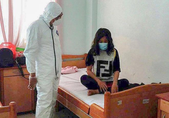 Khánh Hòa chữa khỏi cho nữ lễ tân nhiễm virus corona
