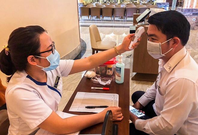 Lần theo hành trình 2 khách Trung Quốc nhiễm virus corona ở Nha Trang