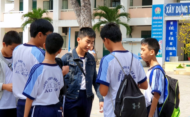 Hoc sinh Khanh Hoa di hoc tro lai tu 17/2 hinh anh 1 5b1fc0127de485badcf5.jpg