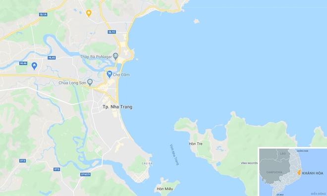 Nha Trang ra quan cuong che nguoi tam bien hinh anh 11 map_KhanhHoa_anbinh_1.JPG