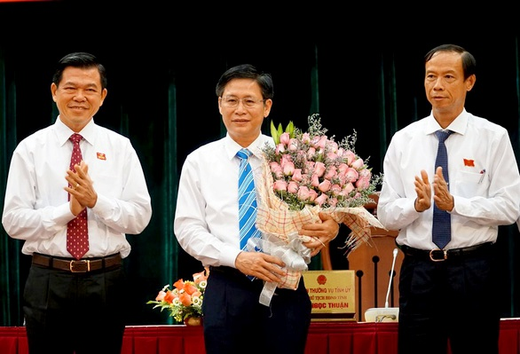 Thu tuong phe chuan Pho chu tich tinh Ba Ria - Vung Tau hinh anh 1 LNK.jpg