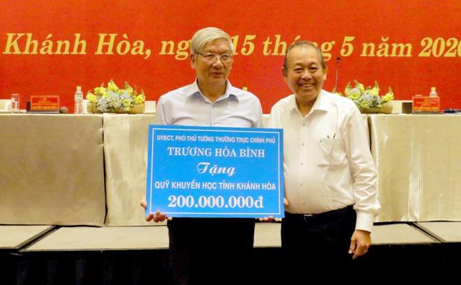 Khanh Hoa cho ra soat hon 1.000 du an cap phep trong 10 nam qua hinh anh 2 H7.jpg
