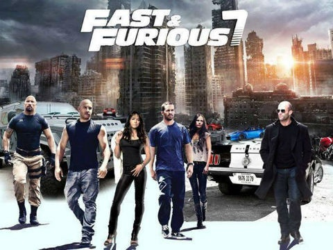 'Fast and Furious 7' tam dung vo thoi han hinh anh