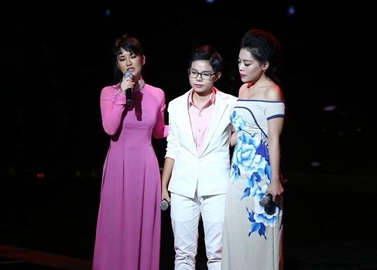 Ha Linh bi to 'do nui tien' mua binh chon tai The Voice hinh anh