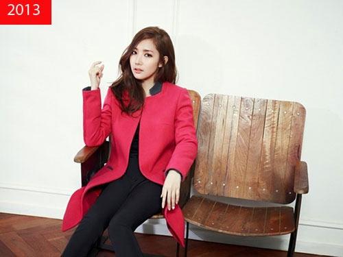 Park Min Young - Sieu pham tham my cua showbiz Han hinh anh 15