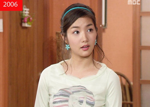 Park Min Young - Sieu pham tham my cua showbiz Han hinh anh 4