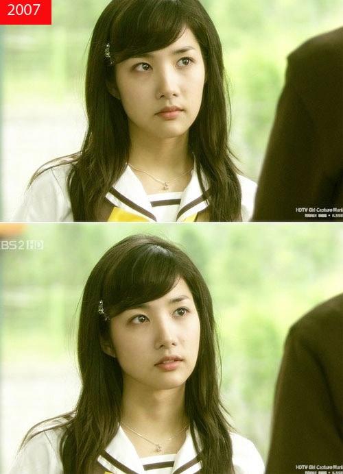 Park Min Young - Sieu pham tham my cua showbiz Han hinh anh 5