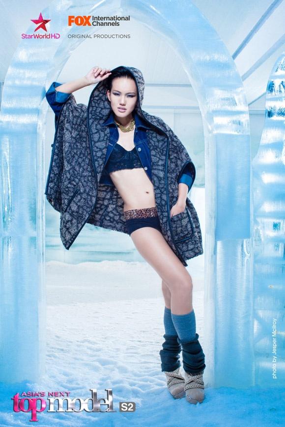 Phan Nhu Thao bat ngo tut doc o Asia's Next Top Model hinh anh 3