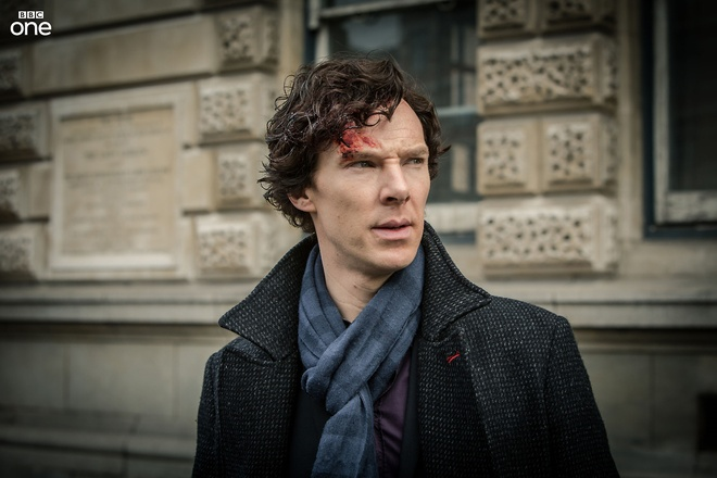 'Sherlock' chi co the tro lai trong nam 2016 hinh anh